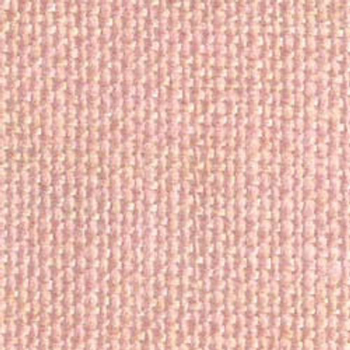 Rose Blush Solid Color Cross Stitch Fabric