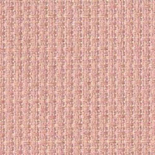 Rose Blush Solid Color Cross Stitch Fabric