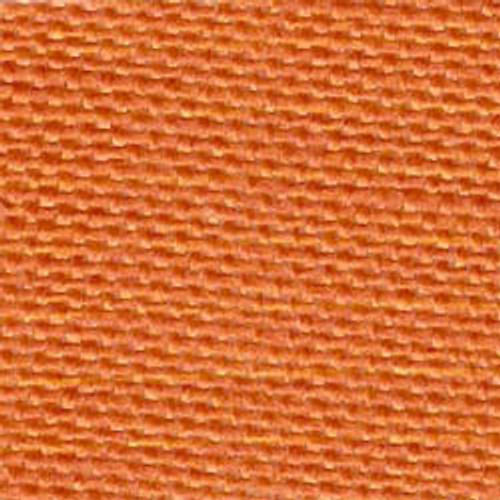 Pumpkin Pie Solid Color Cross Stitch Fabric