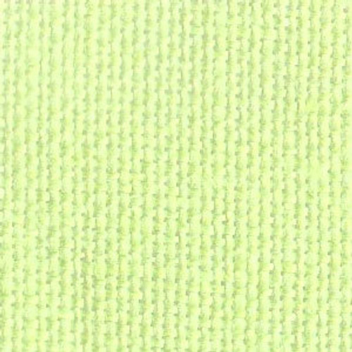 Palest Mint Solid Color Cross Stitch Fabric