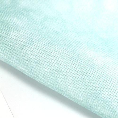 Aqua - Hand Dyed Effect Cross Stitch Fabric