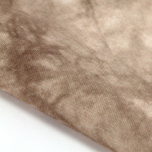Brown - Hand Dyed Effect Cross Stitch Fabric