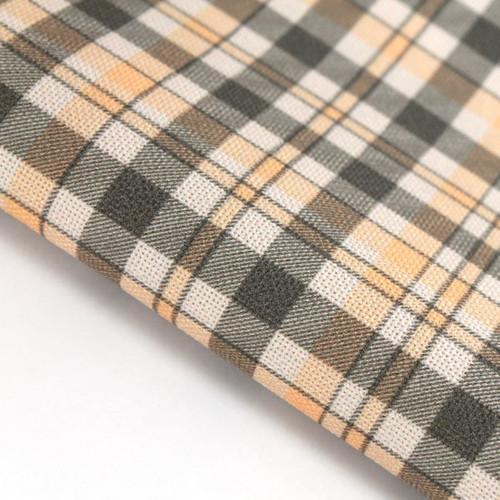 Halloween Check - Patterned Cross Stitch Fabric