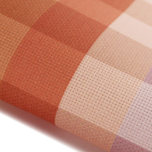 Madras - Patterned Cross Stitch Fabric
