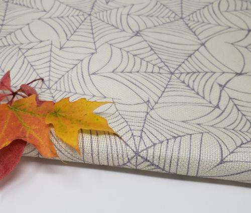 Cobweb  - Patterned Cross Stitch Fabric