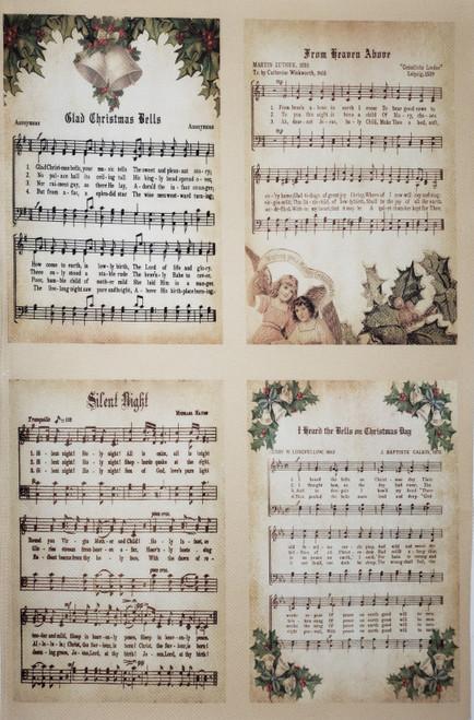Vintage Christmas Carols Medley