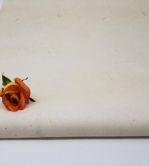Handmade Paper - Patterned Cross Stitch Fabric