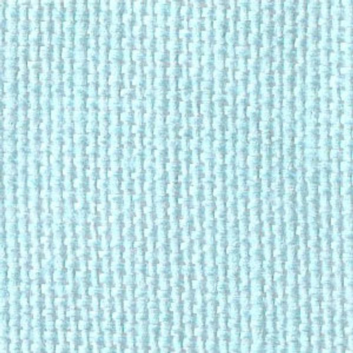 Swimming Pool Solid Color Cross Stitch Fabric