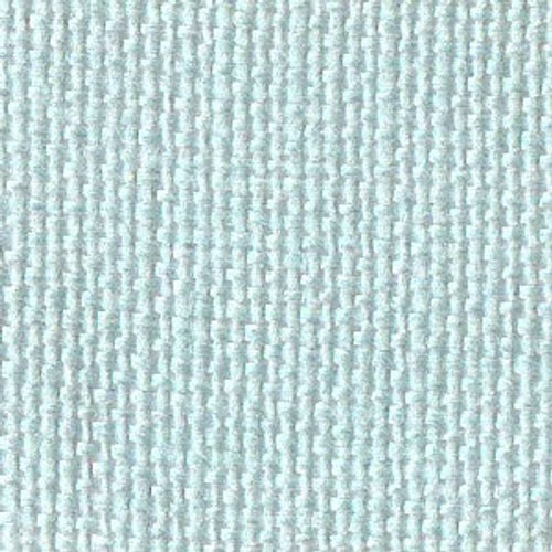 Icicle Blue Solid Color Cross Stitch Fabric
