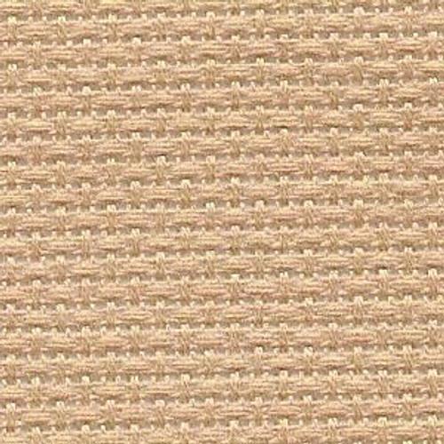 Cafe au Lait Solid Color Cross Stitch Fabric