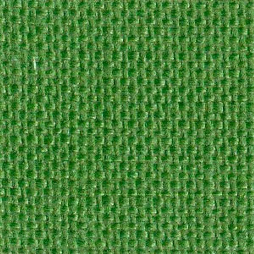 Deep Blue Green Solid Color Cross Stitch Fabric
