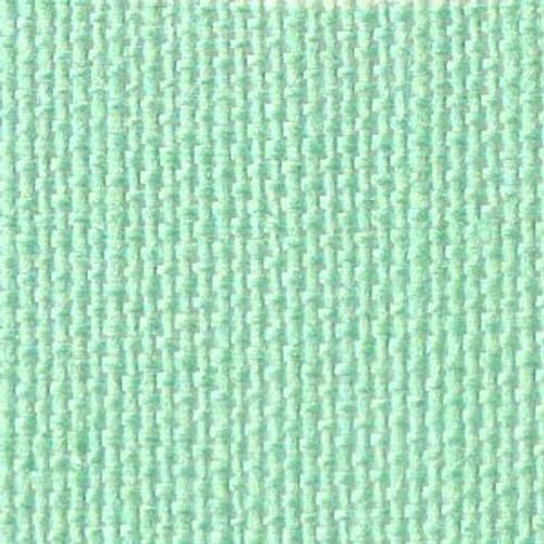 Blue Topaz Solid Color Cross Stitch Fabric