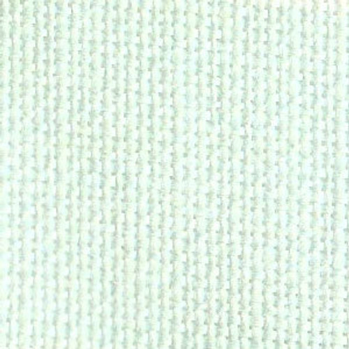 Pale Misty Blue Solid Color Cross Stitch Fabric