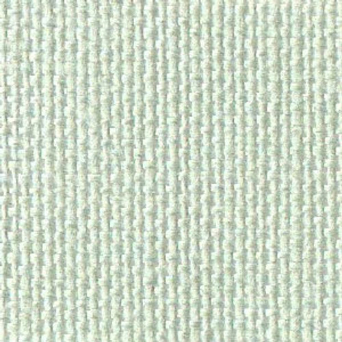 Powder Blue Solid Color Cross Stitch Fabric