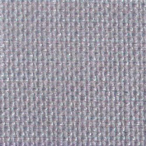 Smokey Blue Solid Color Cross Stitch Fabric