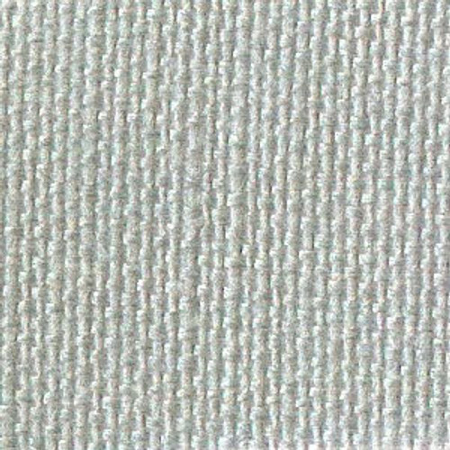 Coastal Blue Solid Color Cross Stitch Fabric