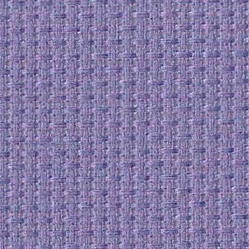 Deep Hyacinth Solid Color Cross Stitch Fabric