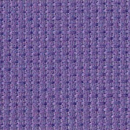 Denim Solid Color Cross Stitch Fabric