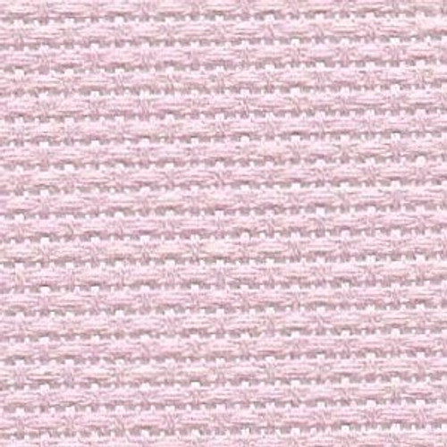 Cherry Blossom Solid Color Cross Stitch Fabric