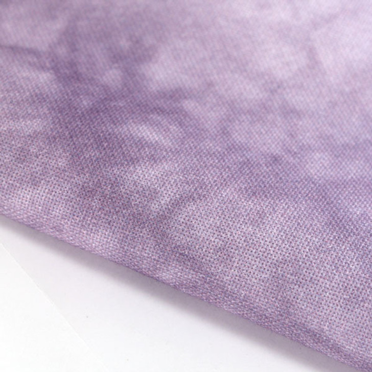 Lilac - Hand Dyed Effect Cross Stitch Fabric