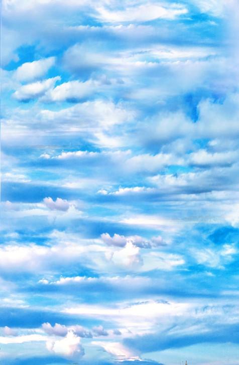 Atlantic Sky Cross Stitch Fabric