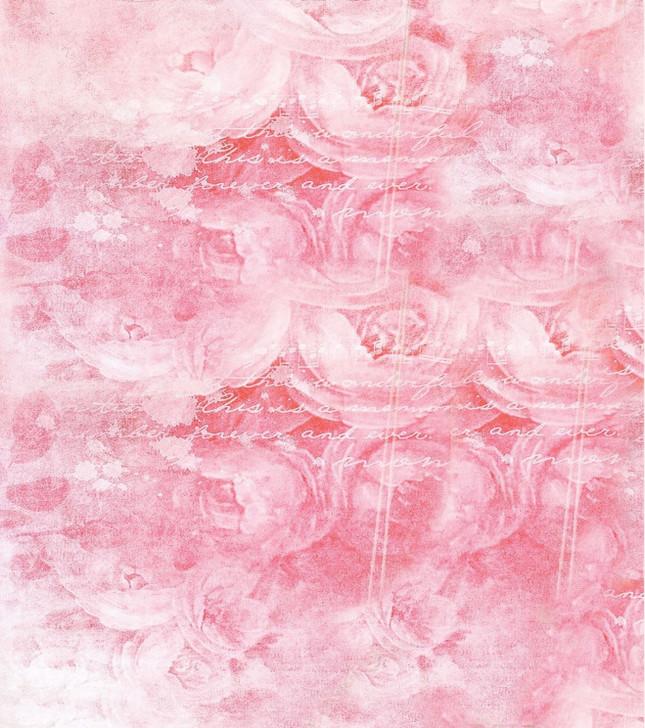 Roses Cross Stitch Fabric