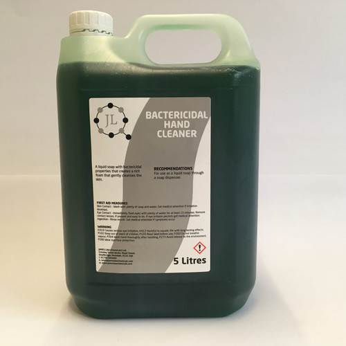5L Bactericidal Hand Cleaner