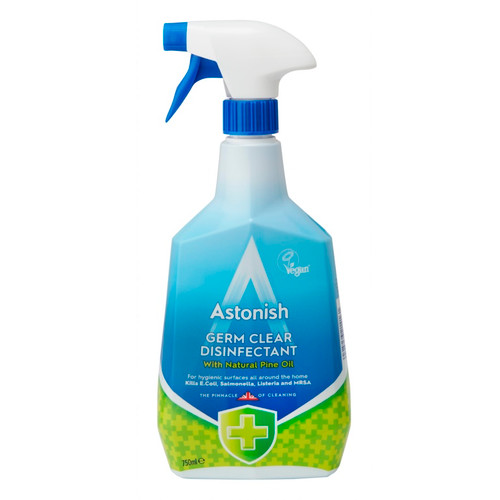 500ML Astonish Disinfectant Spray