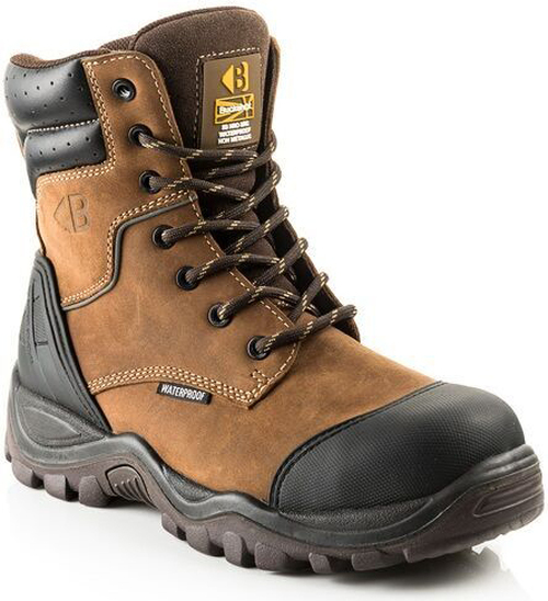 Buckler BSH008 Waterproof Zipped Safety Boot