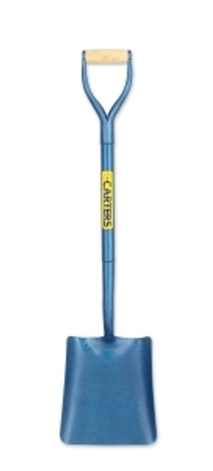 PREMIER STEEL HANDLE SQUARE MOUTH SHOVEL