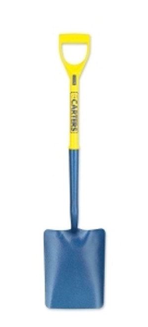 PREMIER POLYFIBRE HANDLE TAPER MOUTH SHOVEL