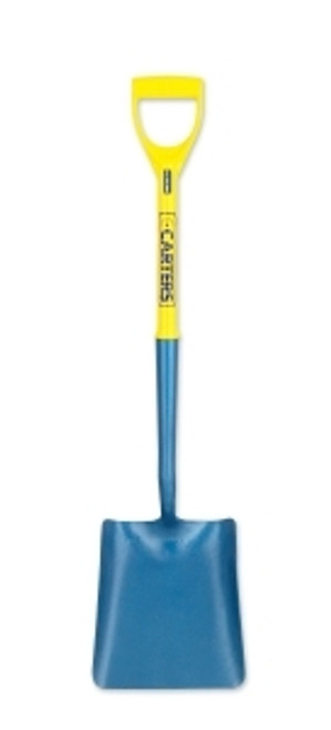 PREMIER POLYFIBRE HANDLE SQUARE MOUTH SHOVEL