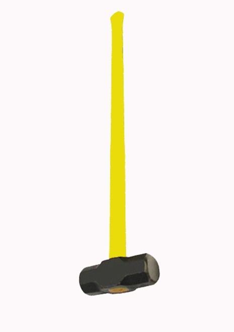 7LB FIBREGLASS HANDLE SLEDGE HAMMER