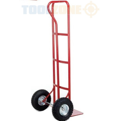 SACK TRUCK WITH PNEUMATIC TYRES