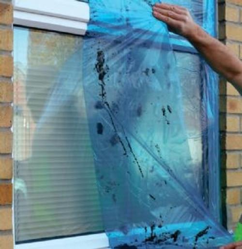 100MTR X 500MM WINDOW PROTECTION FILM