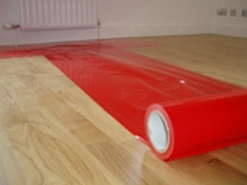 100MTR X 600MM HARD SURFACE PROTECTION FILM