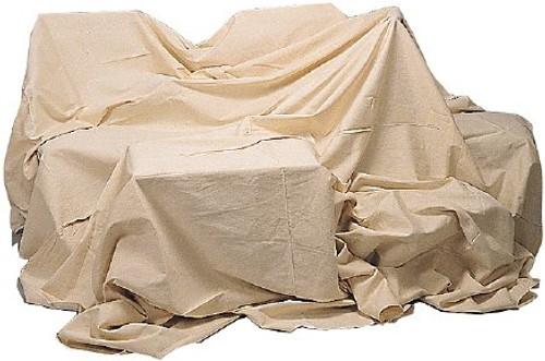 12' X 9' COTTON DUST SHEET