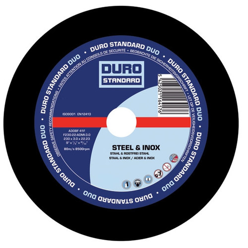 "110MM (4"") METAL CUTTING DISC"