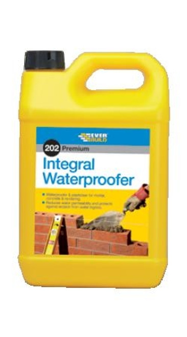 5LTR INTEGRAL WATERPROOFER