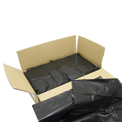 BLACK BIN BAGS (BOX 200)