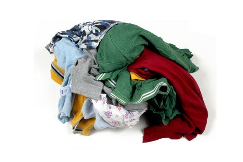 10KG MIXED COTTON RAGS