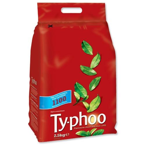 TYPHOO TEA BAGS (PACK 1100)