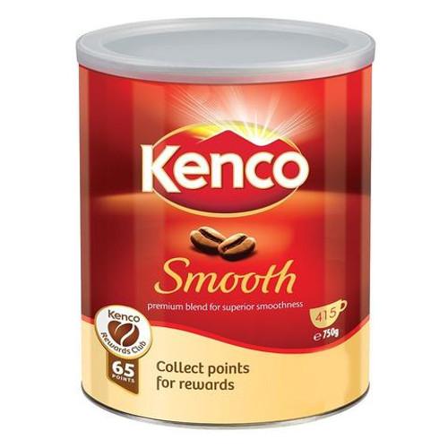 KENCO SMOOTH COFFEE (1KG)
