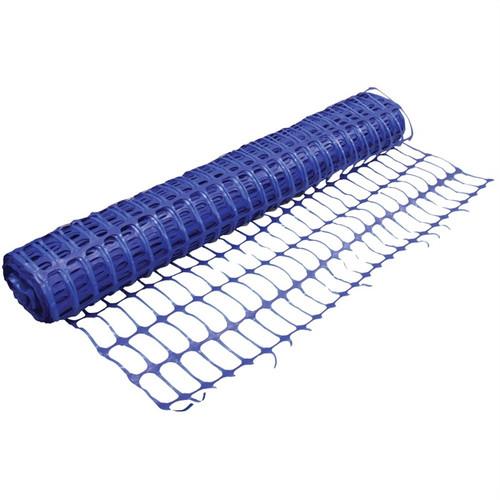 50M x 1M BLUE BARRIER MESH