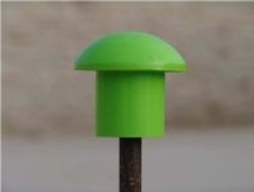 PLASTIC SAFETY CAP TO SUIT 16-32MM PINS