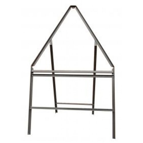600MM TRIANGLE SIGN FRAME WITH SUPPLEMENTARY PROVISION