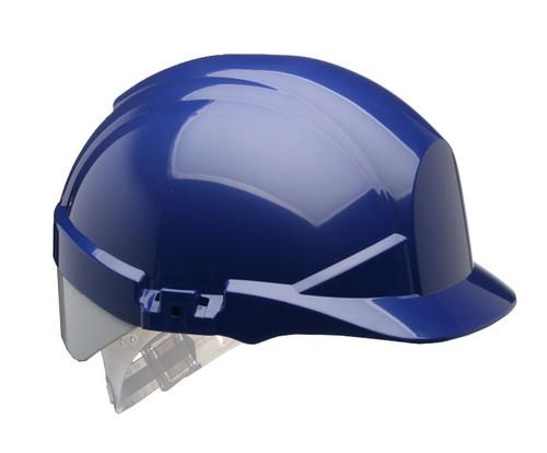 Blue Centurion reflex Safety Helmet