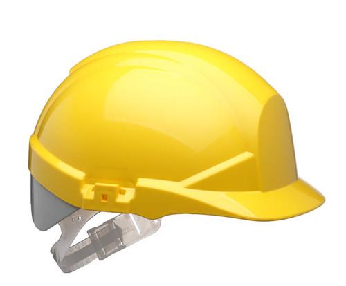 Yellow Centurion reflex Safety Helmet