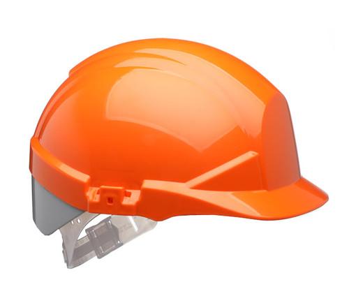 Orange Centurion reflex Safety Helmet