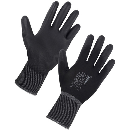 PU Part Coated Glove